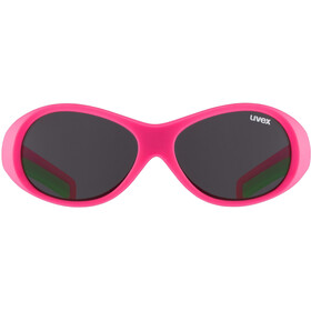 UVEX Sportstyle 510 Glasses Kids, pink green/smoke